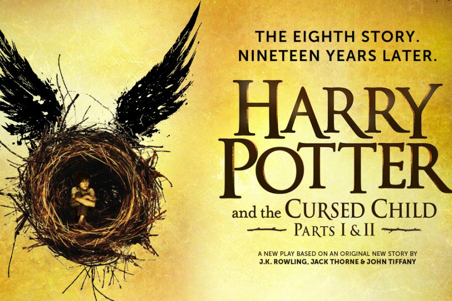 """<div><strong><span style=""""font-family: Impact,Charcoal,sans-serif;"""">Harry Potter and the Cursed Child script breaks pre-order record</span></strong></div>"""