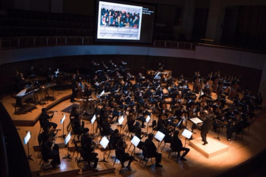"In Perfect Harmony: UMD and Phillips Partner on ""Migration Series"" Concert"
