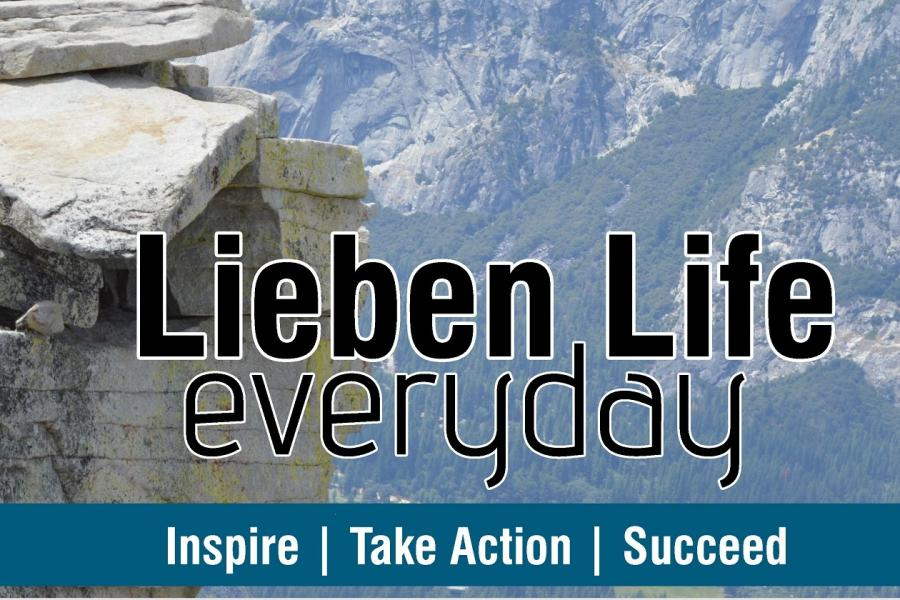 Inspire Entrepreneurs | Take Action | Succeed| Lieben Life...