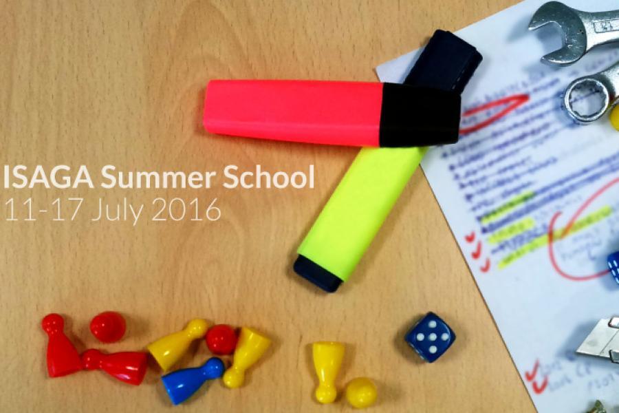 ISAGA Summer School 2016