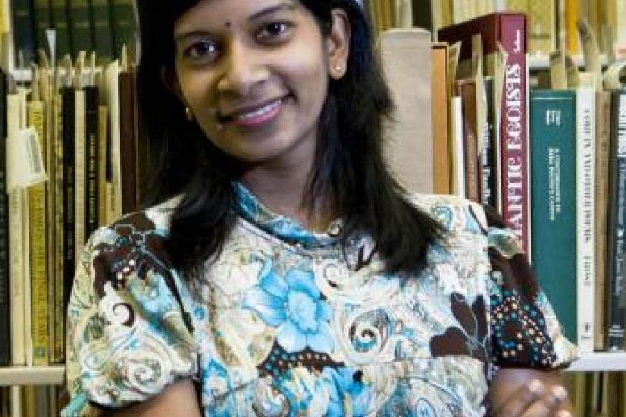 iSchool Faculty Member Awarded For Innovative Use of Technology in Coursework