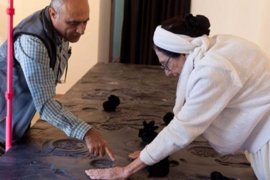Israeli Installation Sparks Religious Dialogue