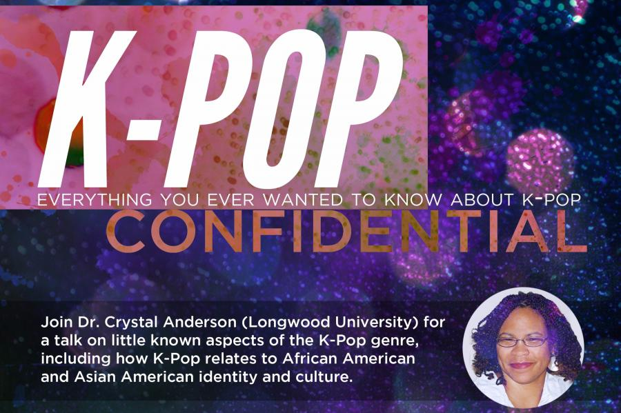 Sept. 22: K-Pop Confidential: Everything You Ever Wanted to Know About K-POP