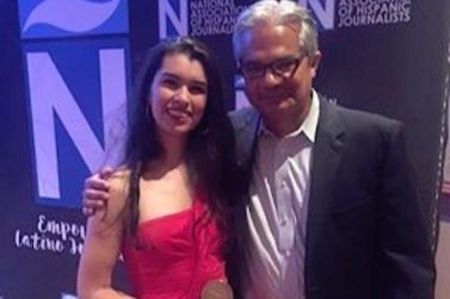 Klett, McGinnis Take National NAHJ Student Honors