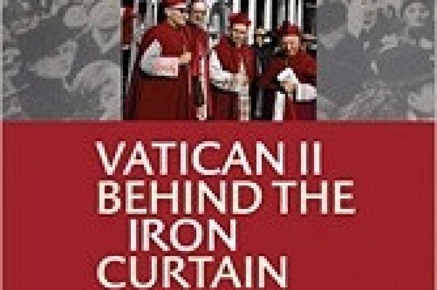 "Kosicki's ""Vatican II"" Featured on the New Books Network"