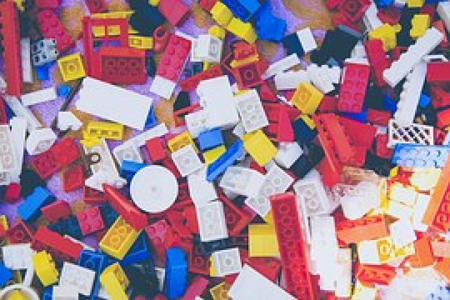 LEGO Sales Slip, But Toymaker Has a Plan