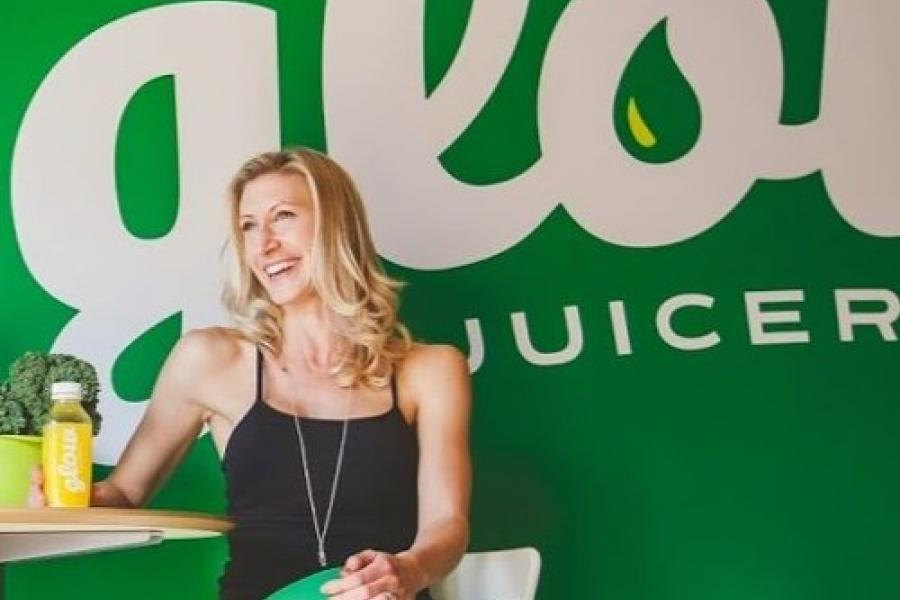 Marnie Ashcroft, Founder of Glow Juicery by Soulfront