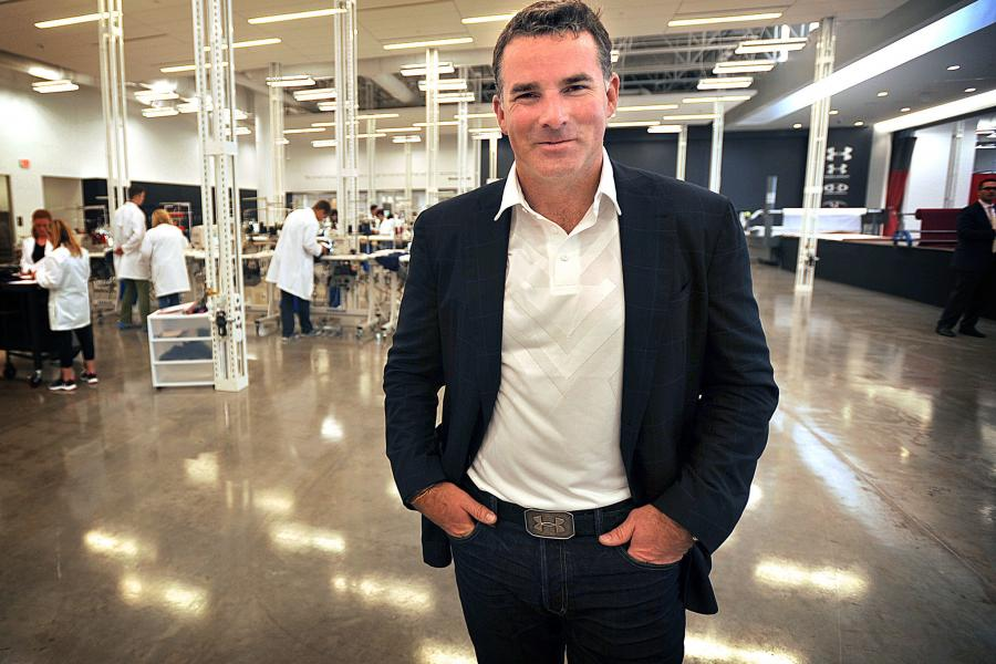 Baltimore Sun: Marylander of the Year: Kevin Plank