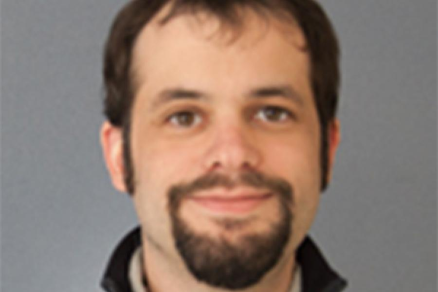 Mathematics' Jacob Bedrossian Receives National Science Foundation CAREER Award