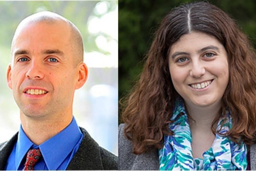 Mazurek, Hicks Receive Google Faculty Research Award