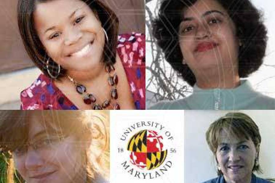 Merrill Ph.D. Students Take Prestigious Awards