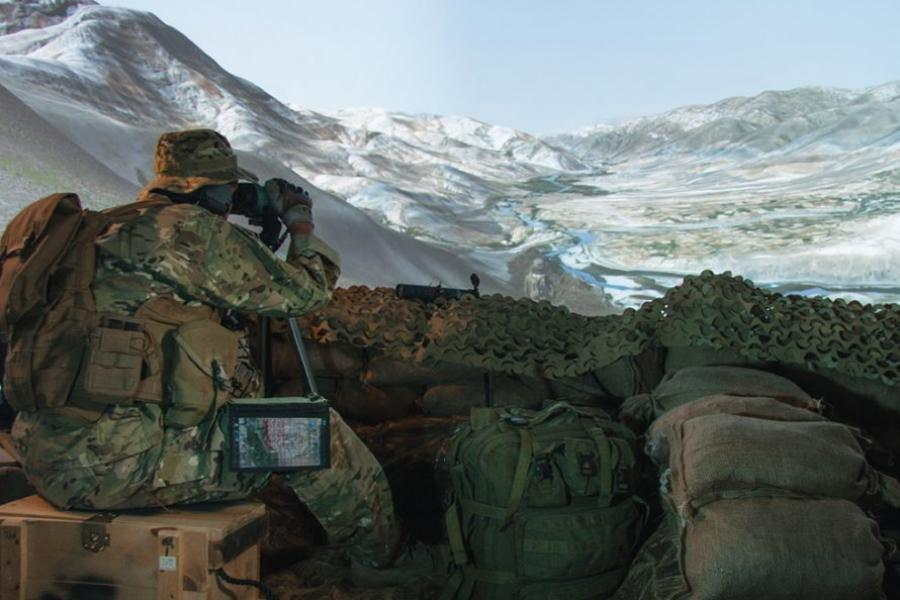 Modern Military Training - The Future of Simulation and...