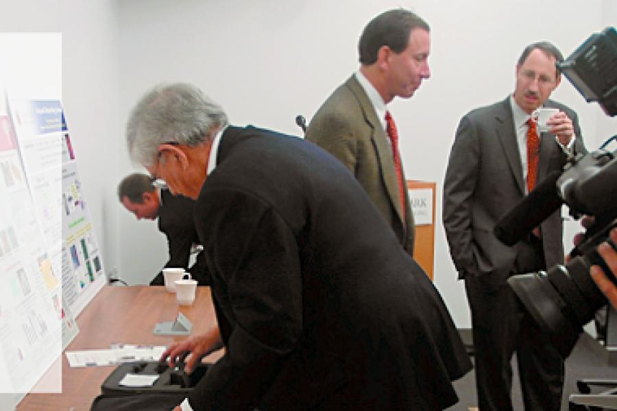 Northrup Grumman's Christopher Jones to Deliver Spring Commencement Remarks