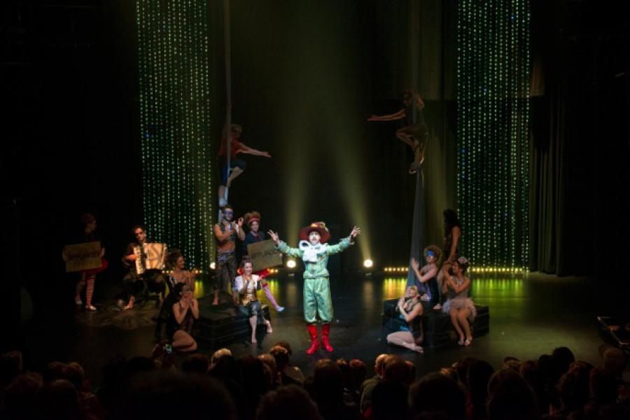Panache: the Ponce is back for Pt. Deux of Firefly's circus...