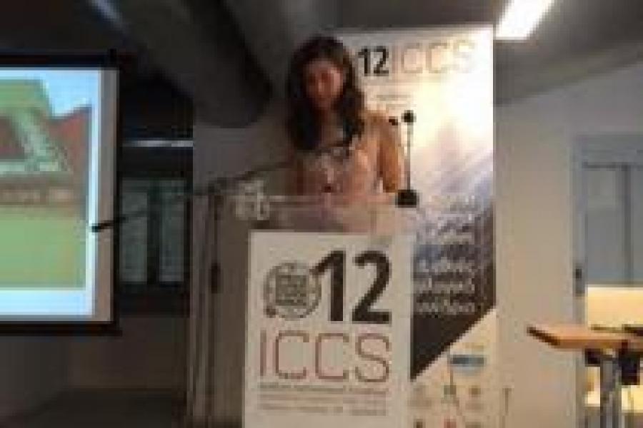 Parara Presents at Conference in Crete, Greece