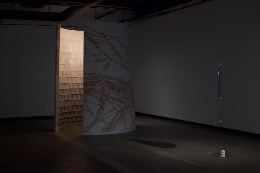 Processing Grief: Q & A with Au Revoir artist Nadine Bariteau