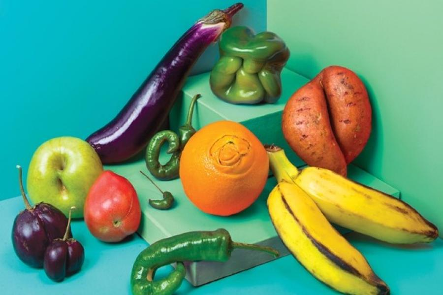 "Produce With Purpose: Alum Fights Food Waste With ""Ugly"" Fruits and Vegetables"