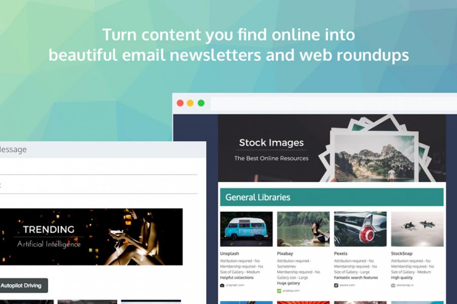 Publicate: Beautiful Email Newsletters and Web Roundups