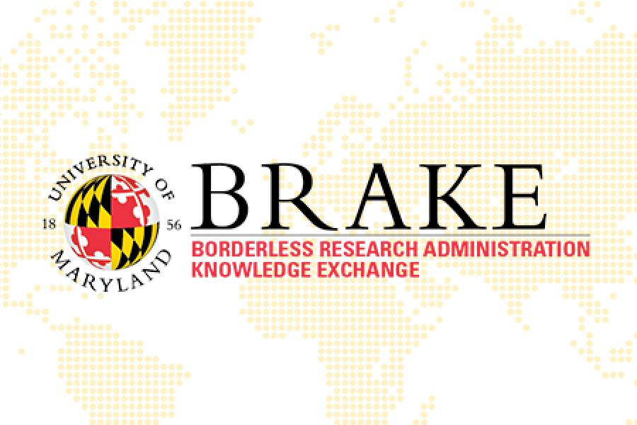 UMD BRAKE Workshops Highlighted by Universitas 21