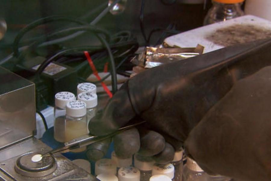 CBS News: Researchers Try to Make Batteries for Electronics Safer