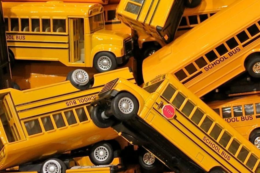 The Conversation: ENGR's Haghani and CMNS's Shafahi on Calculating Better School Bus Routes