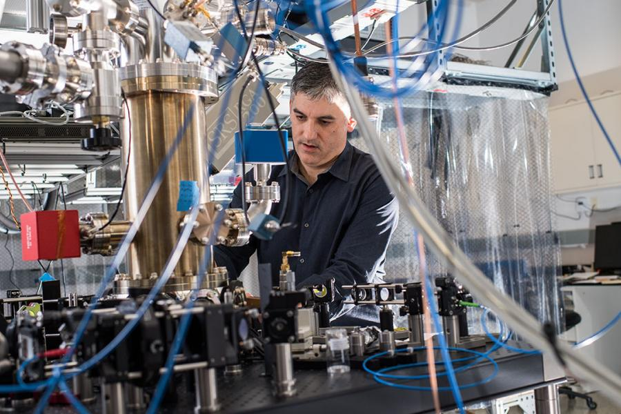 Science: Scientists Are Close to Building a Quantum Computer That Can Beat a Conventional One