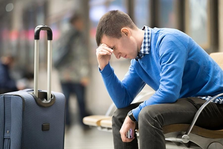 IREAP Scientists Break Down Why Flying East Is Worse for Jet Lag