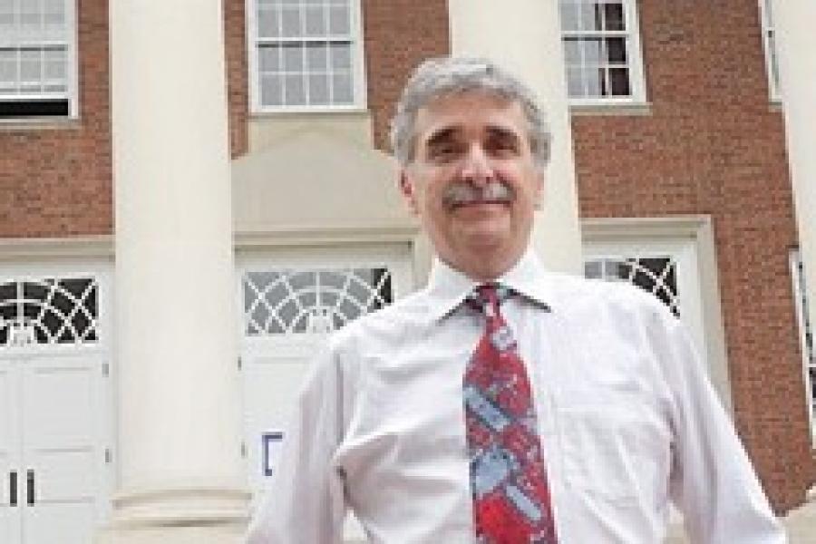 Scott Wolpert Reappointed as Chair of UMD Department of Mathematics