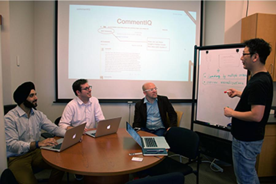 Sifting Through The Comments: New UMD Research Aims for Quality