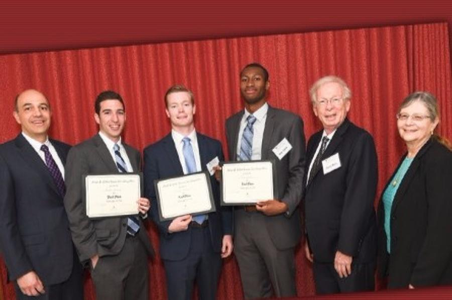 Smith Hosts 13th Annual Wikler Finance Case Competition