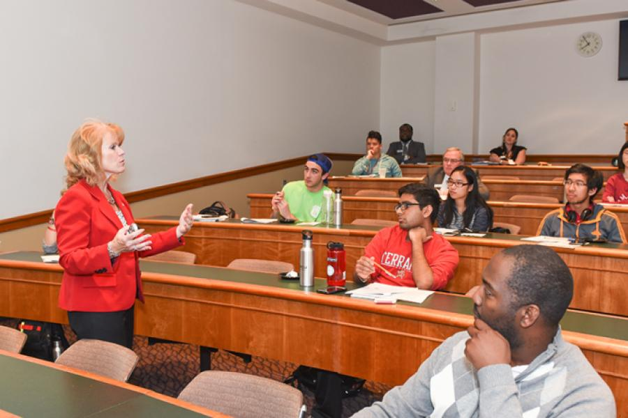 "Smith Hosts ""Real Life, Real Talk"" Conference for Juniors and Seniors"