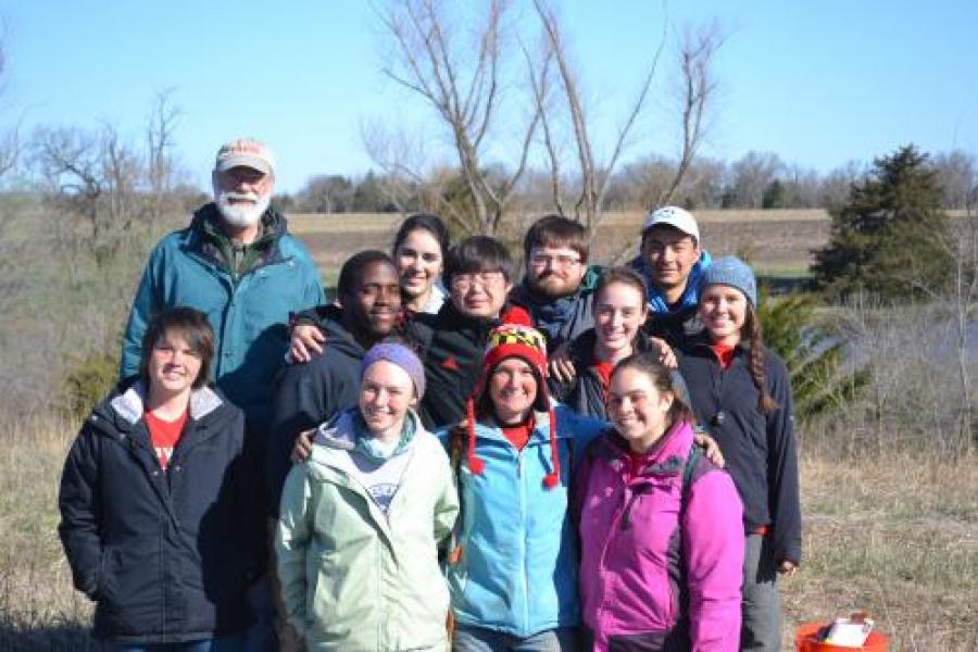 Soil Loving Terps Travel to Heartland
