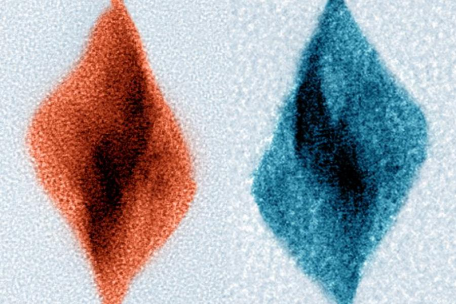 Stacked Nanocrystals Offer a New Twist On Handedness