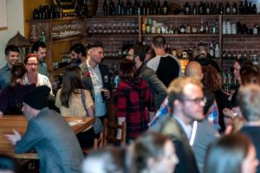 Storify: Green Drinks Edmonton celebrates Good Business