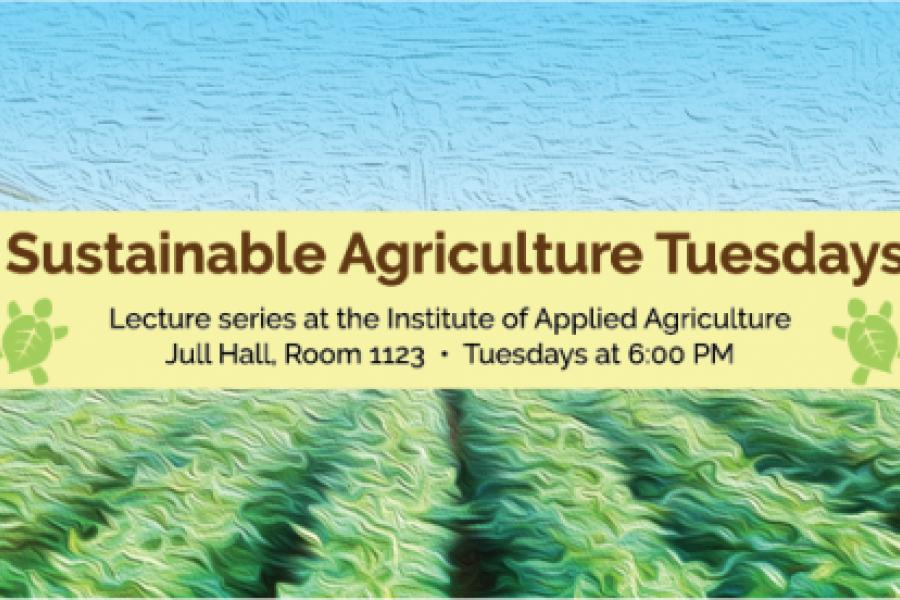 Mar. 7: Sustainable Agriculture`s Role in Saving the Chesapeake Bay
