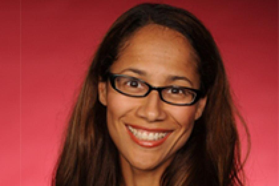 TDPS Prof Faedra Carpenter Awarded Graduate Faculty Mentor of the Year