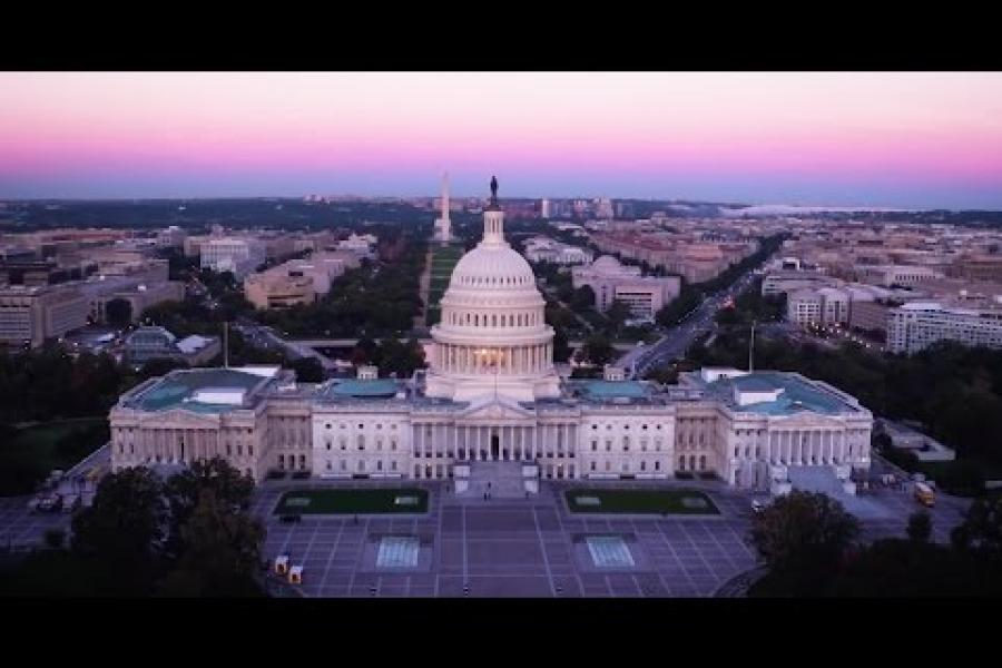 VIDEO: The Architect of the Capitol | Alumni Profile