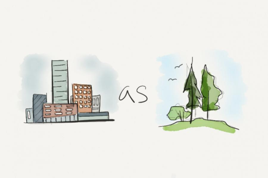 The Nature of Cities: Why Cities are Good for the Environment -...
