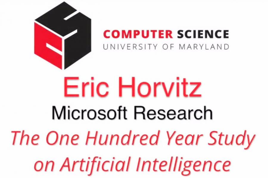 Video: The One Hundred Year Study on Artificial Intelligence