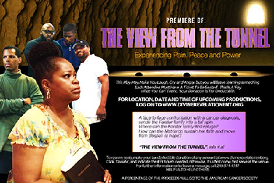 The View From the Tunnel: Experiencing Pain, Peace & Power