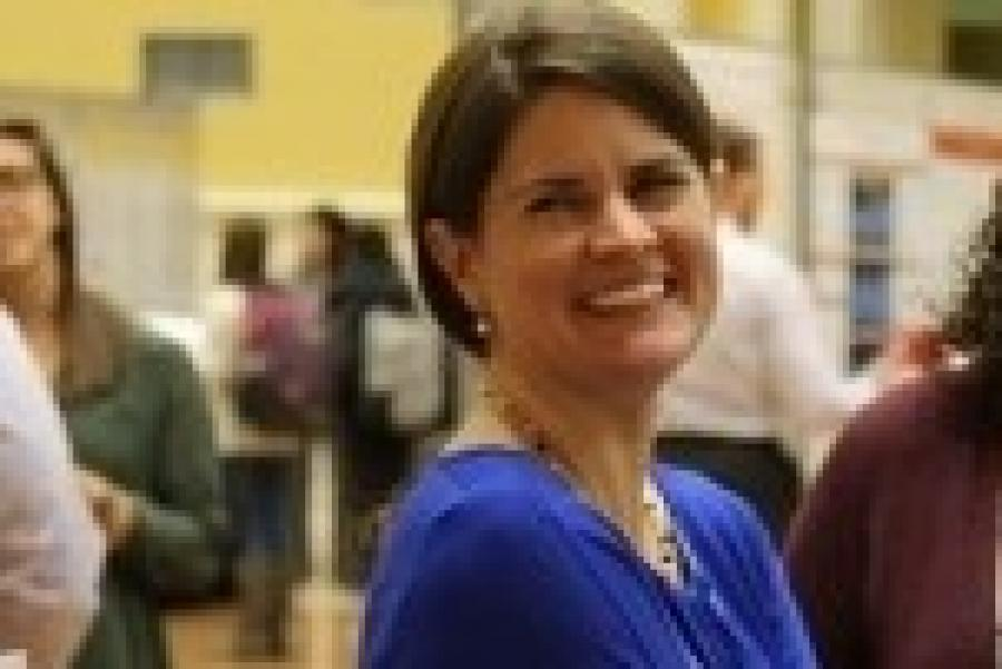 Theresa Smith Named Runner-Up in UMD Three-Minute Thesis Competition