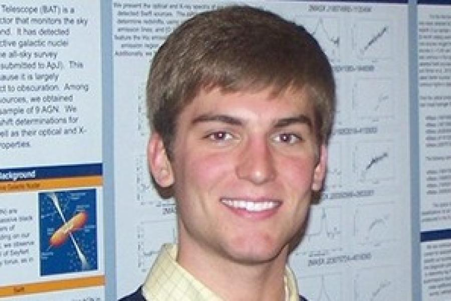 Three UMD Astronomy Graduate Students Receive NASA Earth and Space Science Fellowships