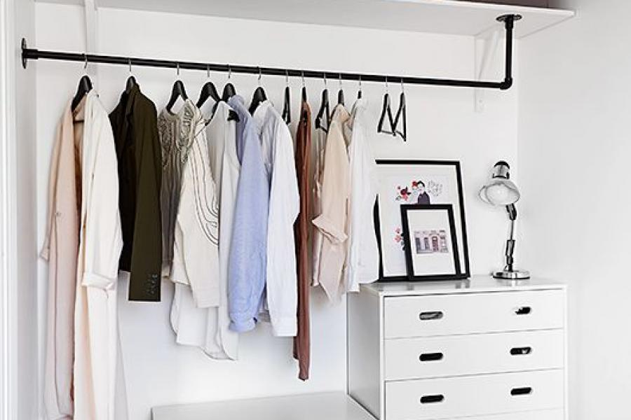 Tips to Purge Your Closet