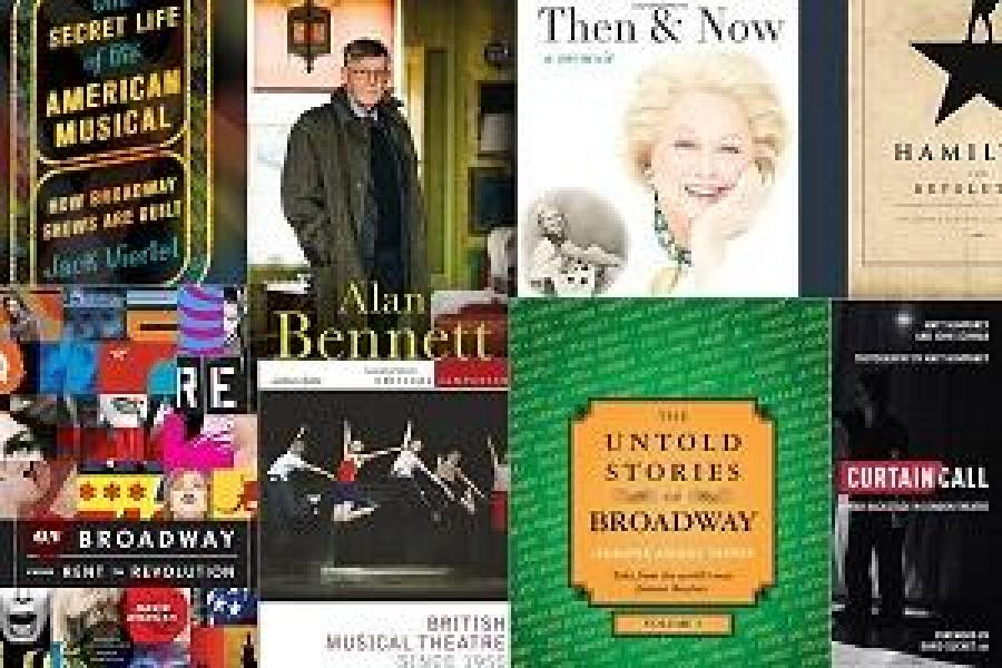 Top 10 theatre books of 2016