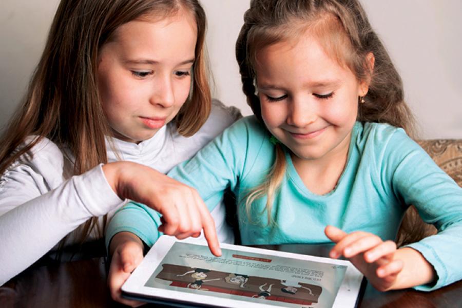 Touchscreen Tolerance: UMD Researchers Develop Mobile App to Short-Circuit Kids` Racism
