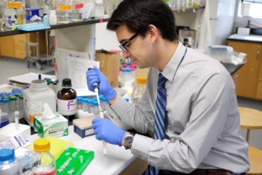 UMD Biological Sciences Senior Solomon Named Marshall Scholar