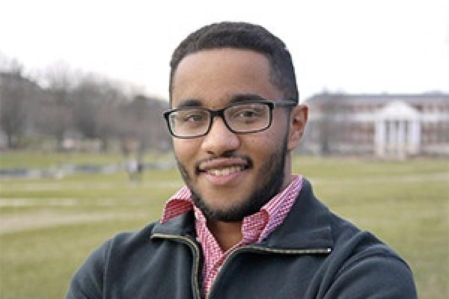 UMD Biological Sciences Senior Osman Named 2017 Gates Cambridge Scholar