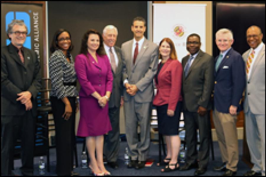 UMD Capitol Hill Forum Addresses Disparities Research, Action for Health Equity