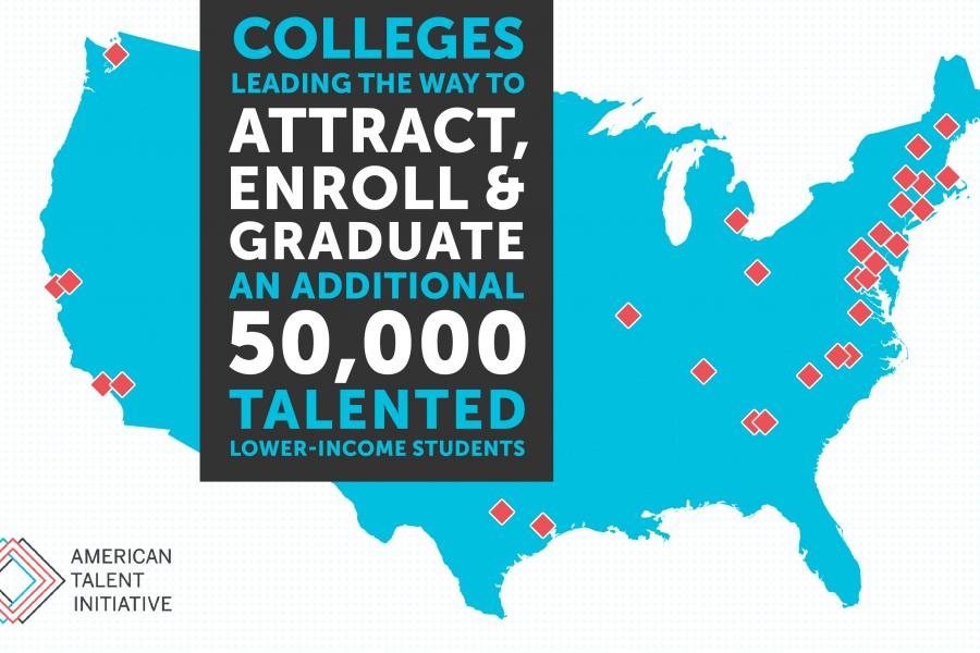 UMD is a Founding Member of New Alliance to Expand Access and Opportunity for 50,000 Talented Students from Lower-Income Families