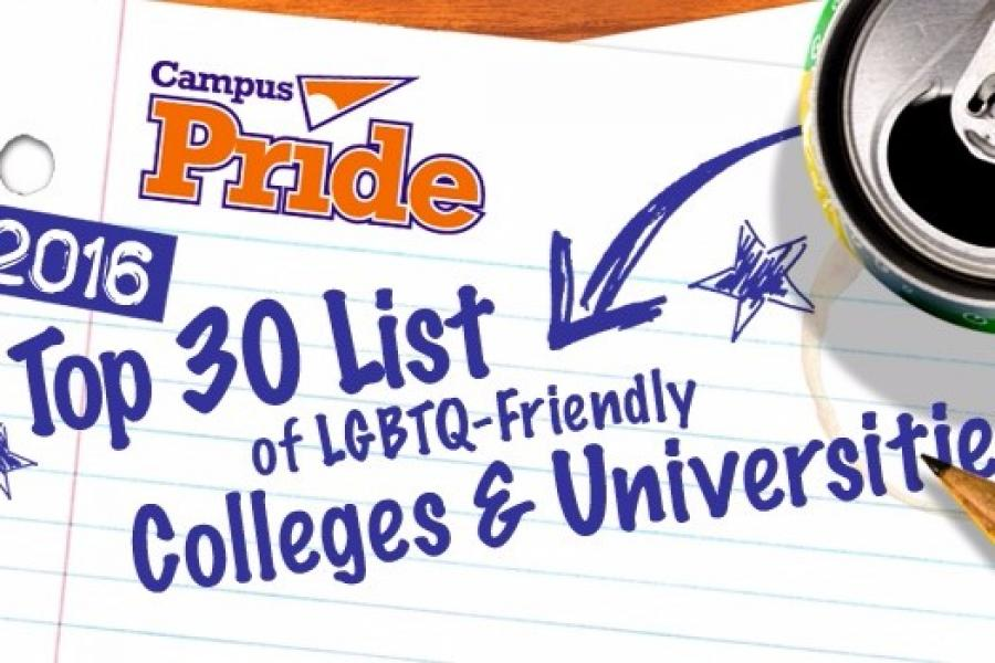 UMD Named a Top LGBTQ-Friendly University by Campus Pride